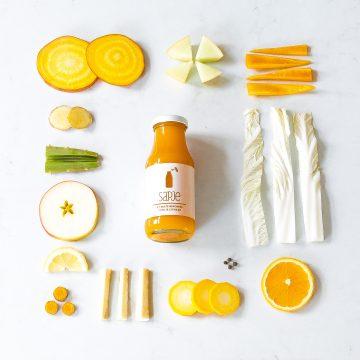 Sapje ingredients Sunny sapje