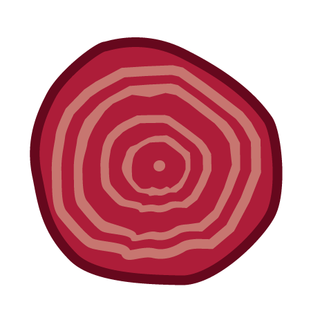 rode bietensap