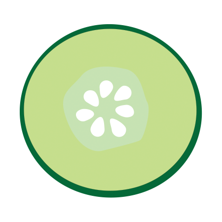 Detox sap - komkommer sap