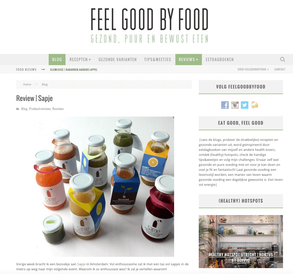 feel-good-by-food review