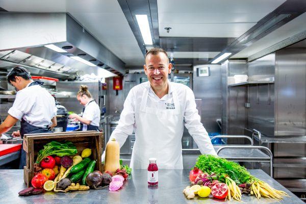 Richard van Oostenbrugge inspireert Seasons sapje