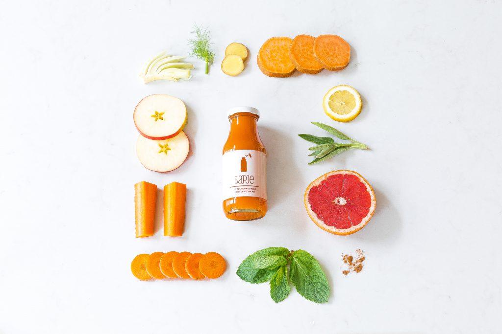biologisch wortelsap