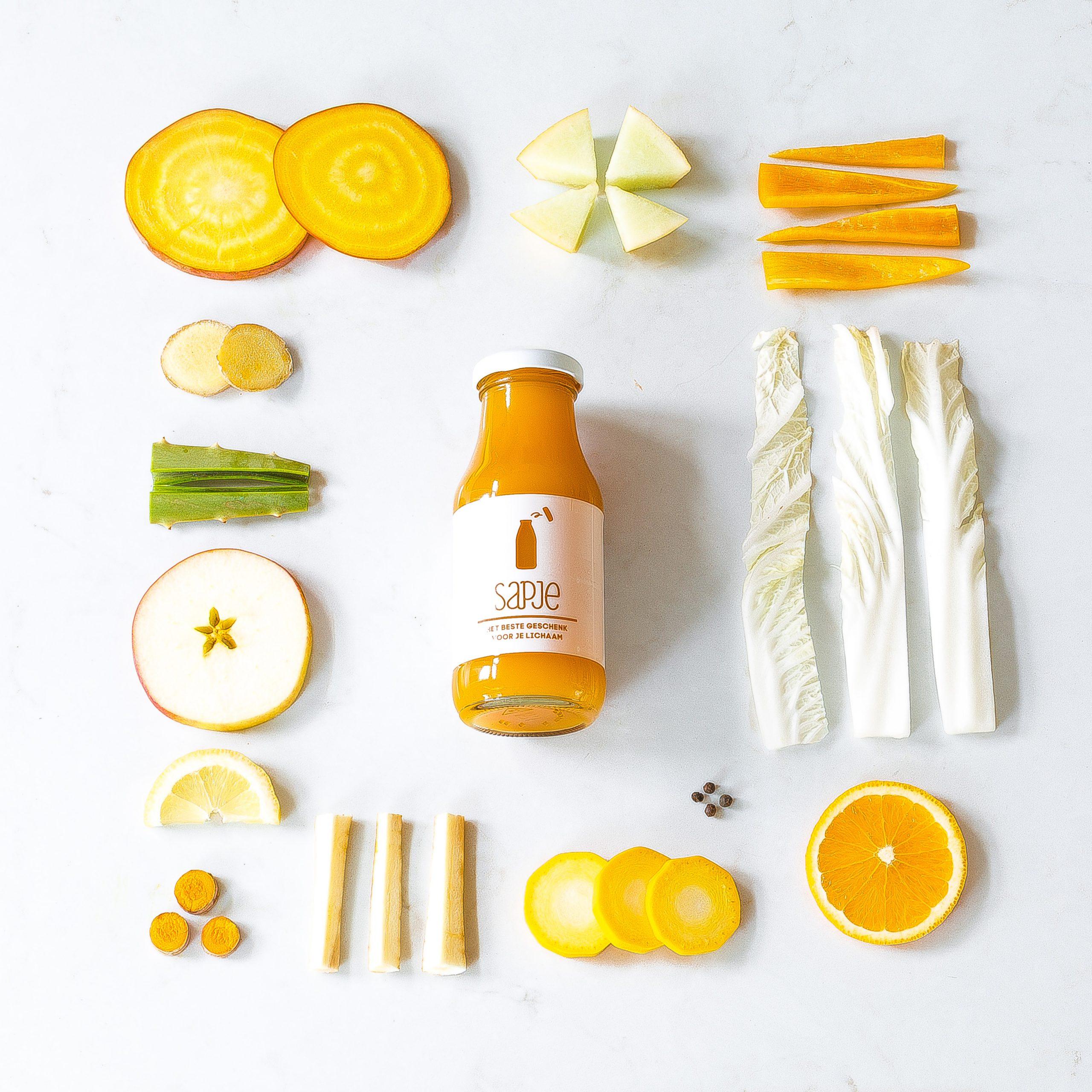 Vitamine C sap - Sunny