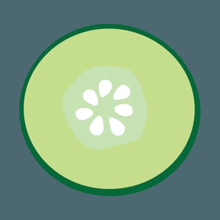 komkommer icoon