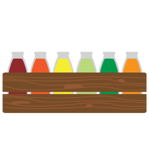 vegetable juices icon