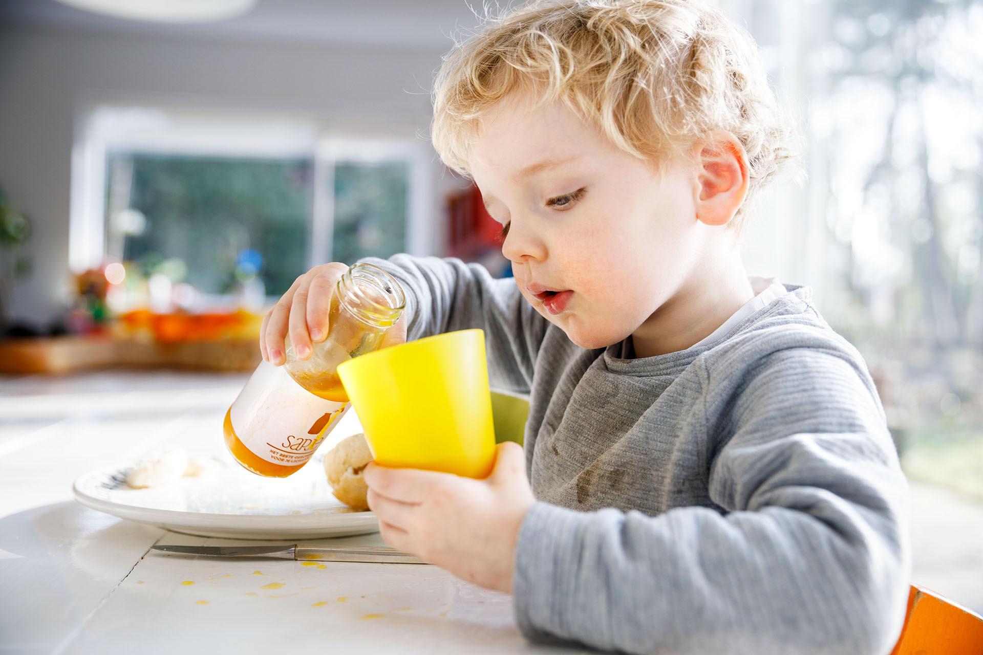 goentesap voor kind