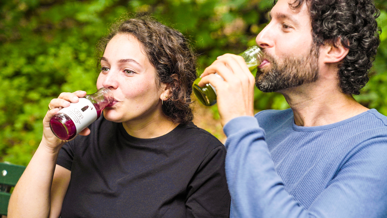 groentesap drinken