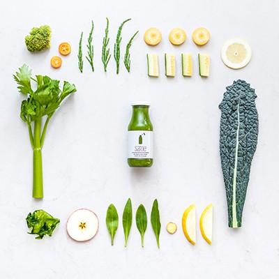 groentesap recept