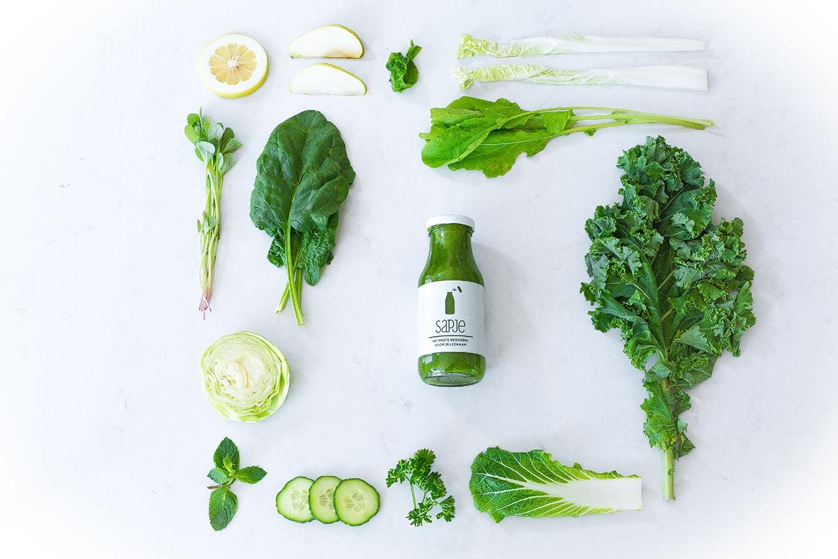 groentesap