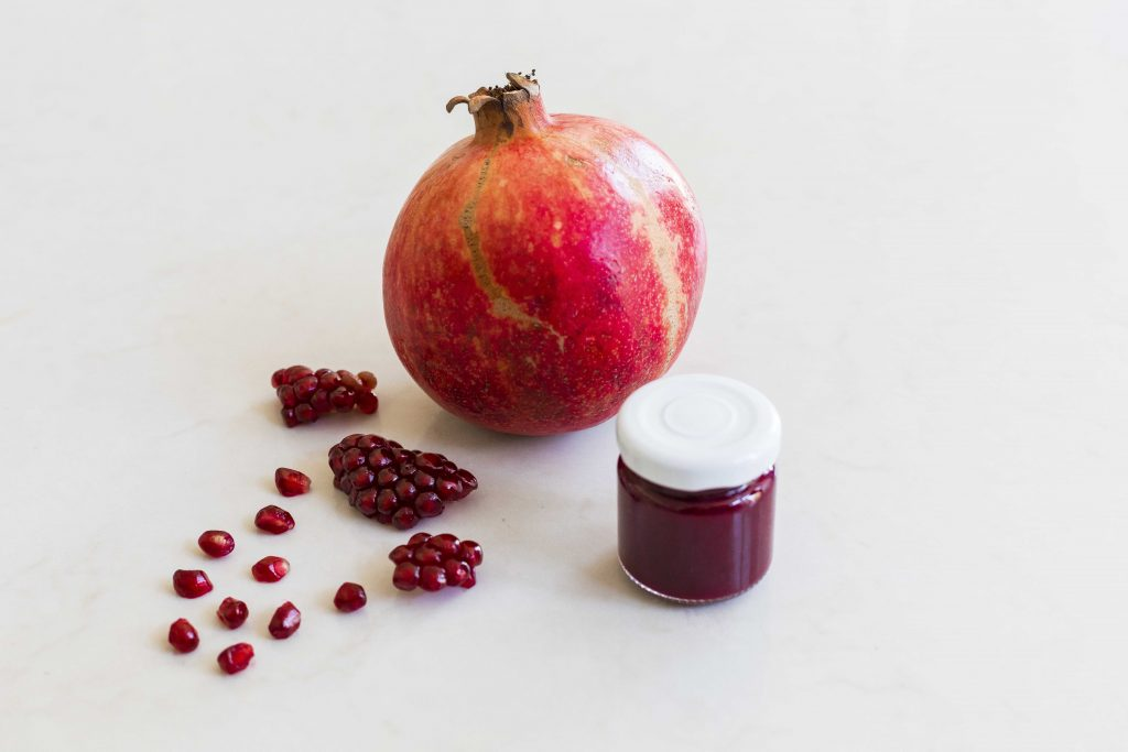 antioxidant granaatappel
