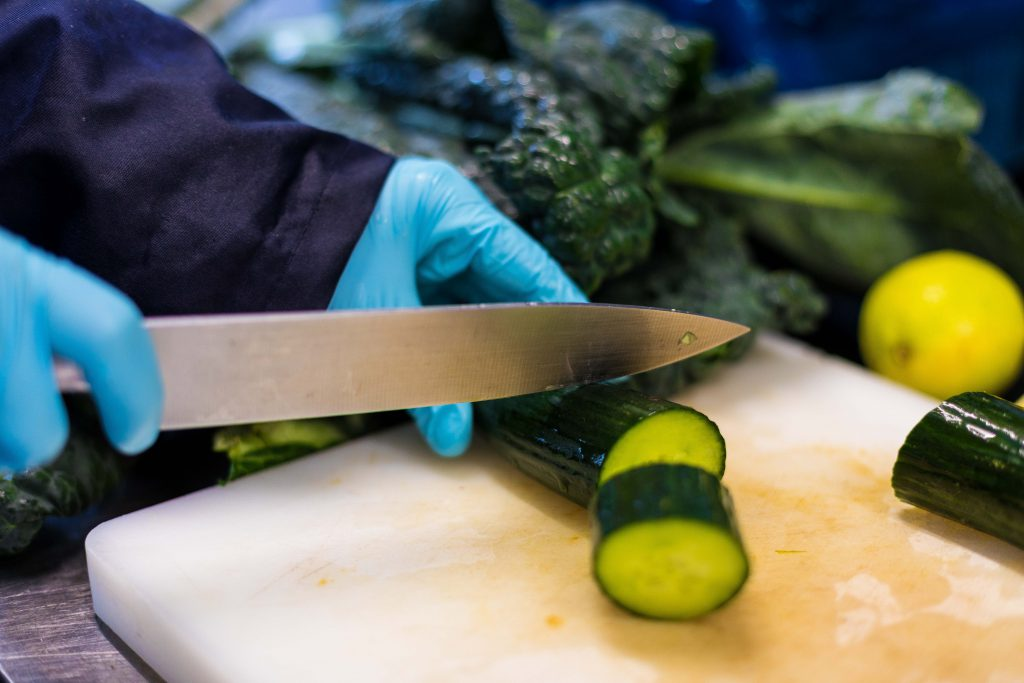 komkommersap recept