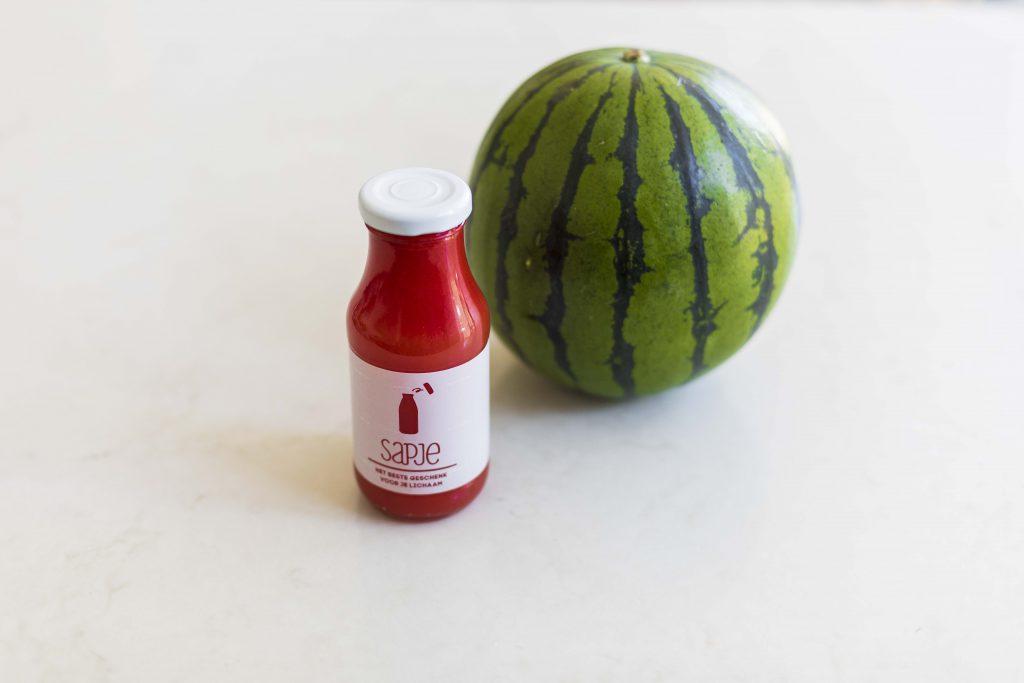 watermeloen sap