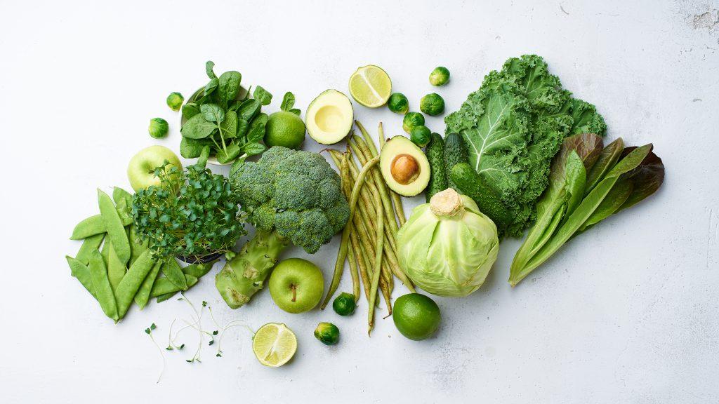 gezonde groentes