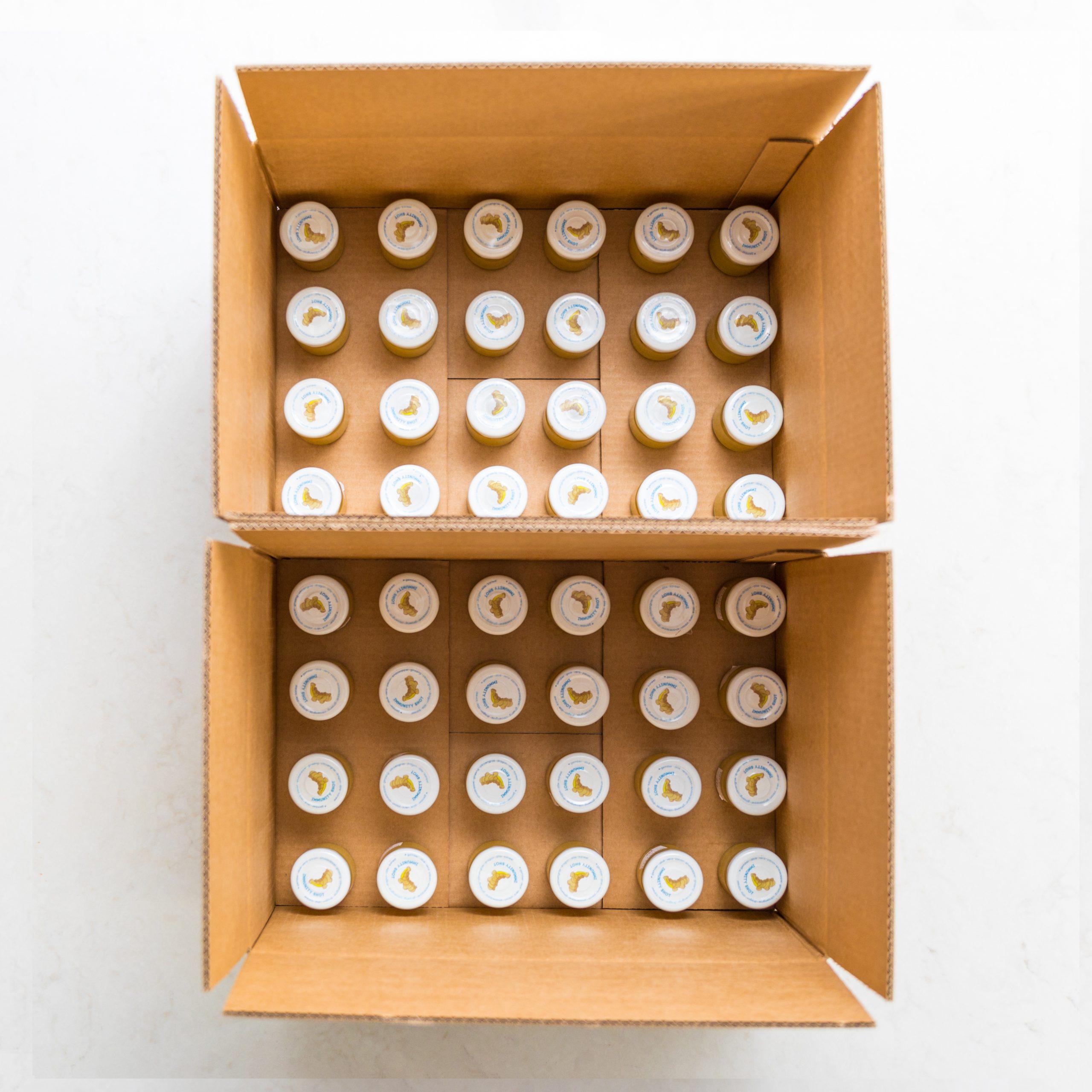 Gembershot box