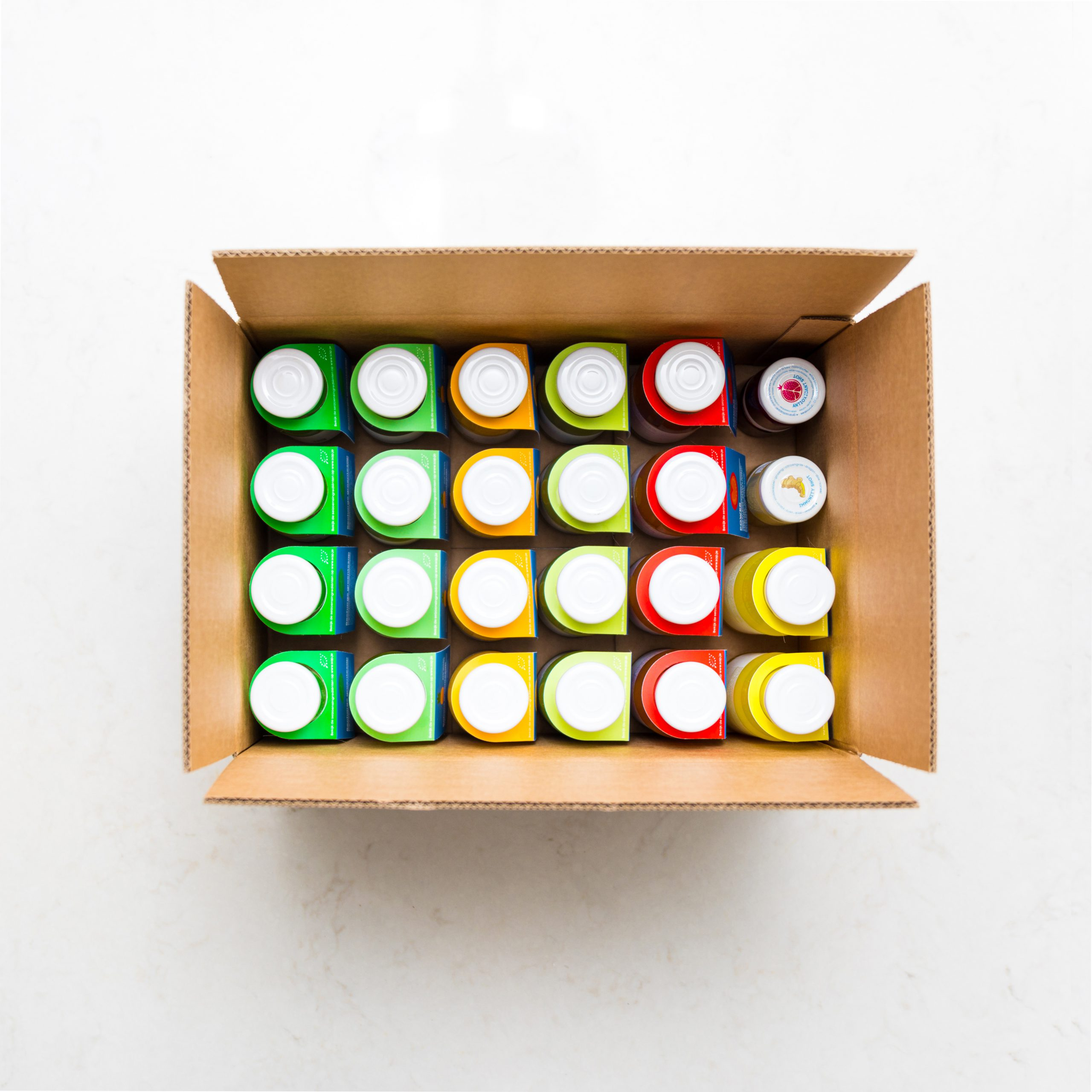 Weerstand box